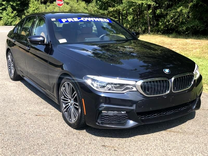 BMW 5-Series 540i xDrive 2017