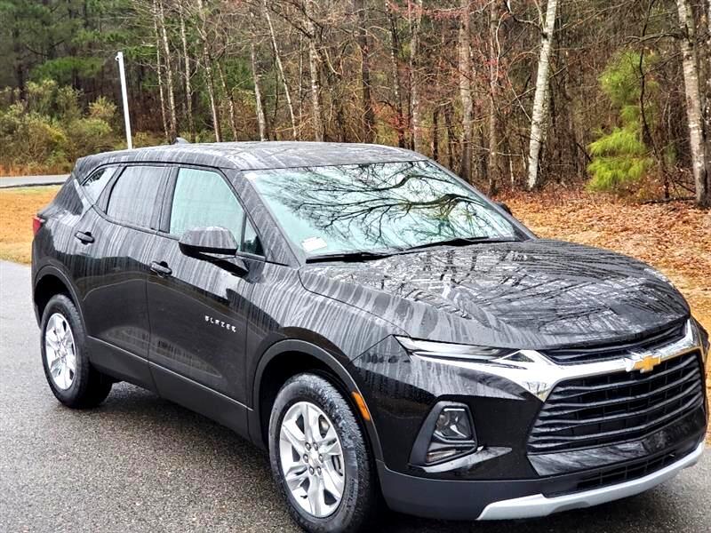 Chevrolet Blazer 1LT 2020