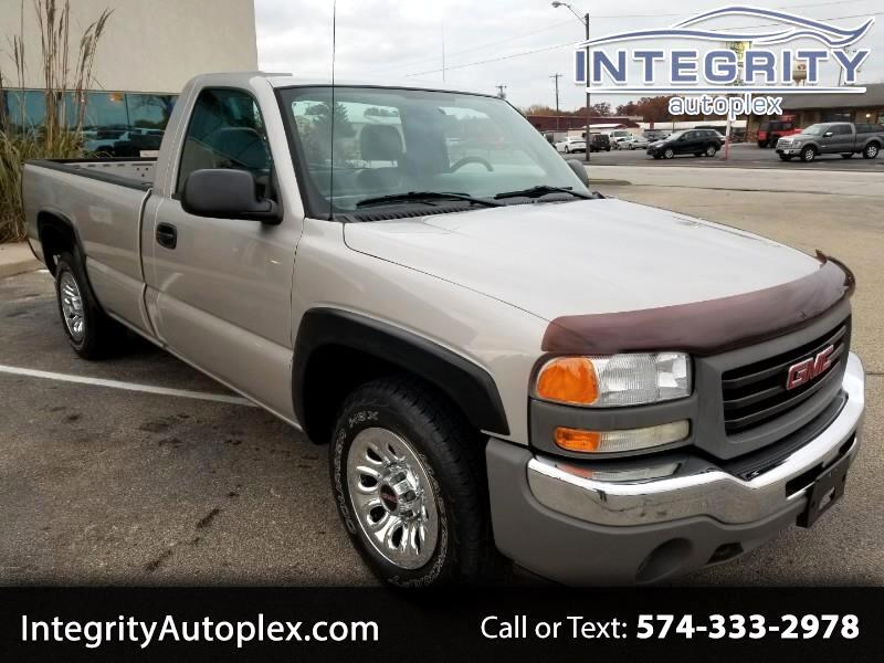 2006 GMC Sierra 1500 Work Truck Long Bed 2WD