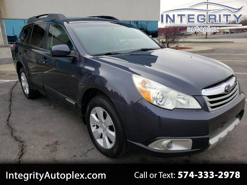 2010 Subaru Outback 4dr Wgn 2.5i Limited PZEV