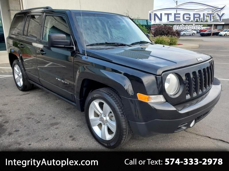2012 Jeep Patriot Latitude FWD