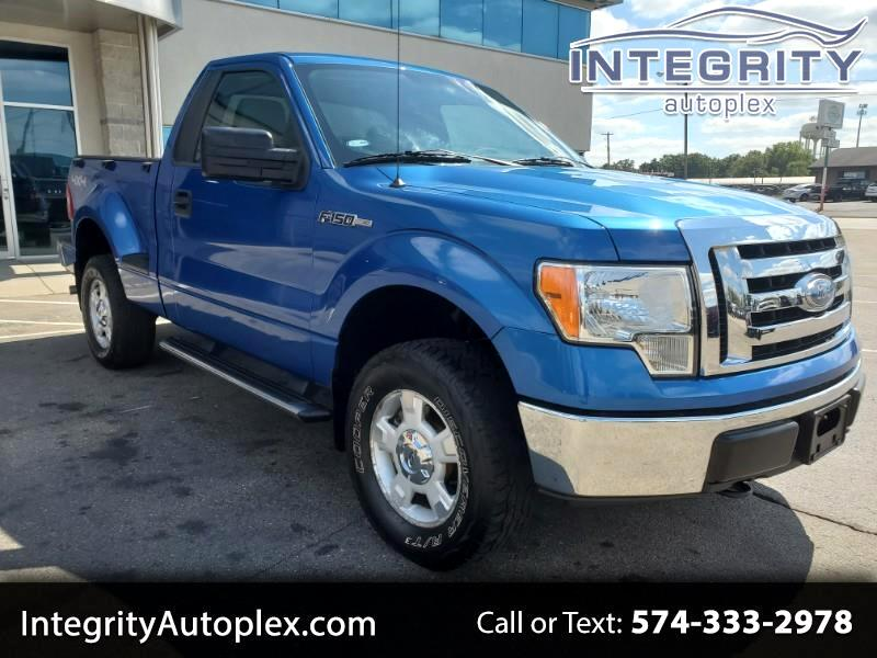 2009 Ford F-150 XLT 6.5-ft. Bed Flareside 4WD