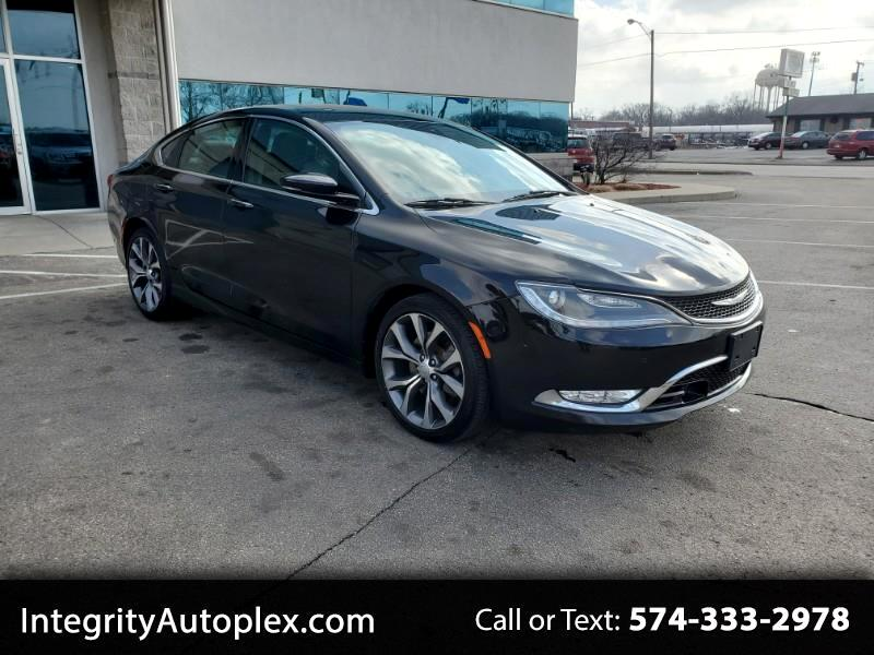 Chrysler 200 C AWD 2015