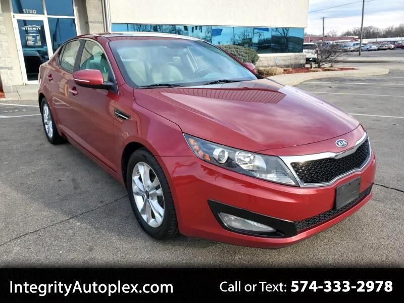 Kia Optima EX 2011
