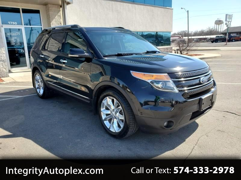 Ford Explorer Limited 4WD 2012