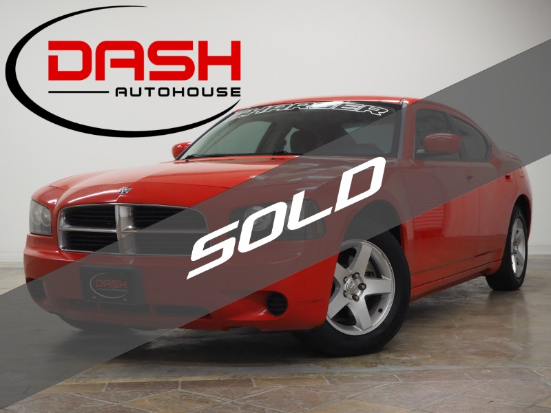 2010 Dodge Charger 4dr Sdn SE RWD