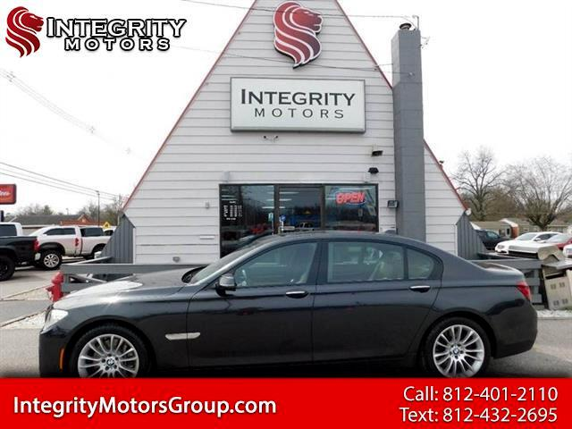 2013 BMW 7 Series 4dr Sdn 750Li xDrive AWD