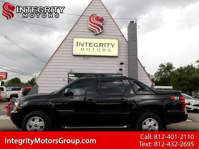 2013 Chevrolet Avalanche LT2 4WD