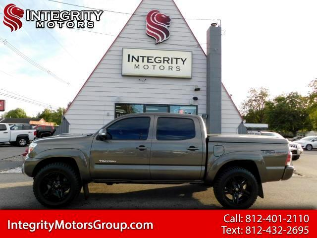 2015 Toyota Tacoma TRD Pro Double Cab 5' Bed V6 4x4 AT (Natl)