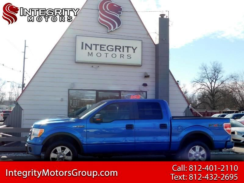 2009 Ford F-150 SuperCrew 139