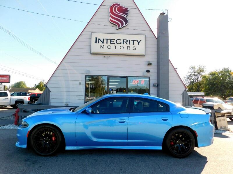 2015 Dodge Charger 4dr Sdn R/T Scat Pack RWD