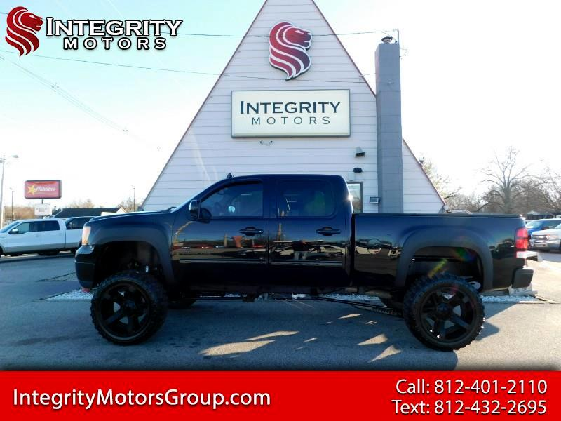 2008 GMC Sierra 2500HD SLT Crew Cab Std. Box 4WD