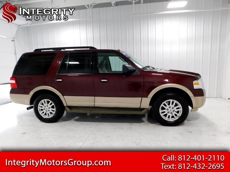 Ford Expedition 4WD 4dr XLT 2011