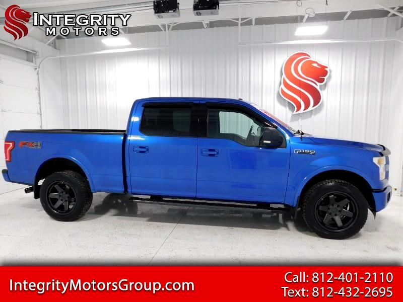 Ford F-150 FX4 SuperCrew 4WD 2015