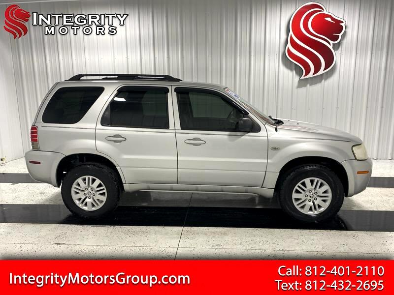 Mercury Mariner Convenience 4WD 2006