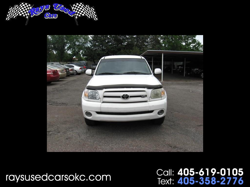 Toyota Tundra Limited Access Cab 2WD 2005