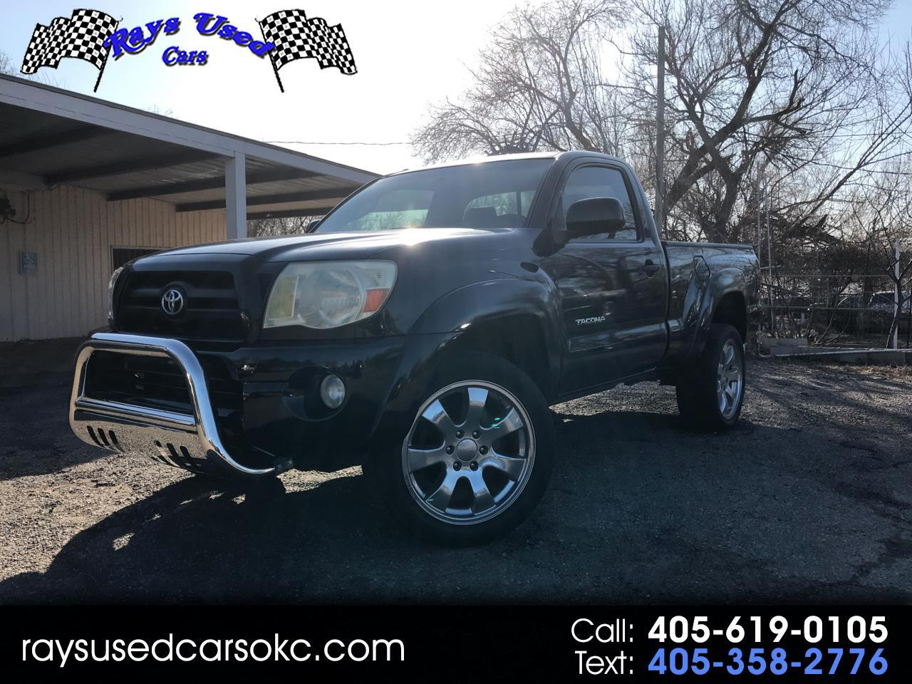 Toyota Tacoma PreRunner 2WD 2007