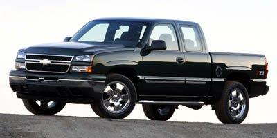 2006 Chevrolet Silverado 1500 Work Truck Ext. Cab 2WD