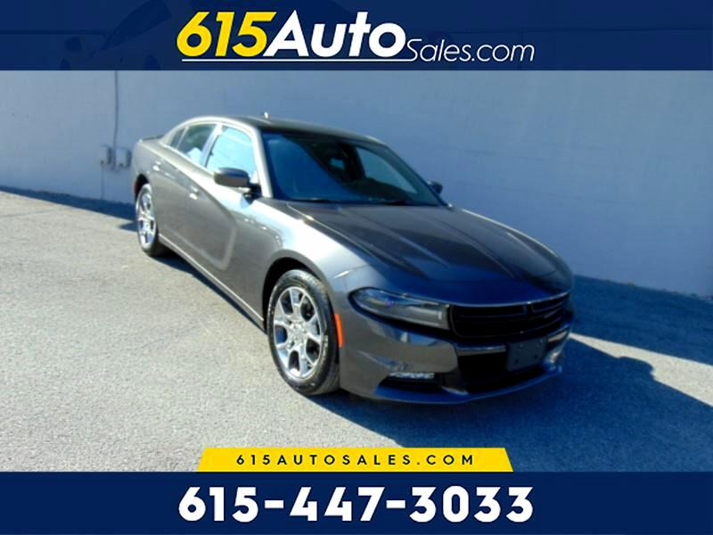 2016 Dodge Charger SXT Rallye Package