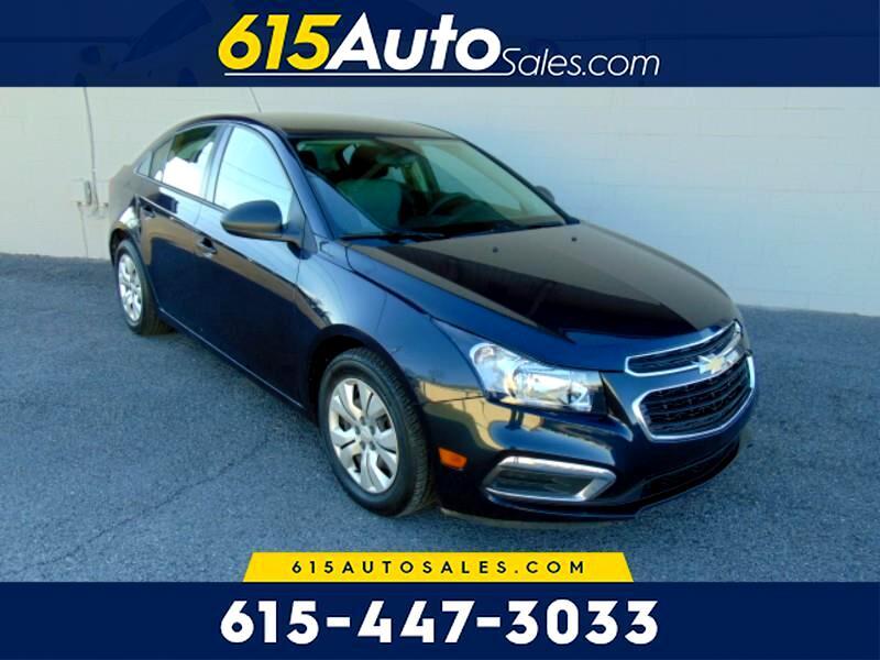 2016 Chevrolet Cruze Limited LS