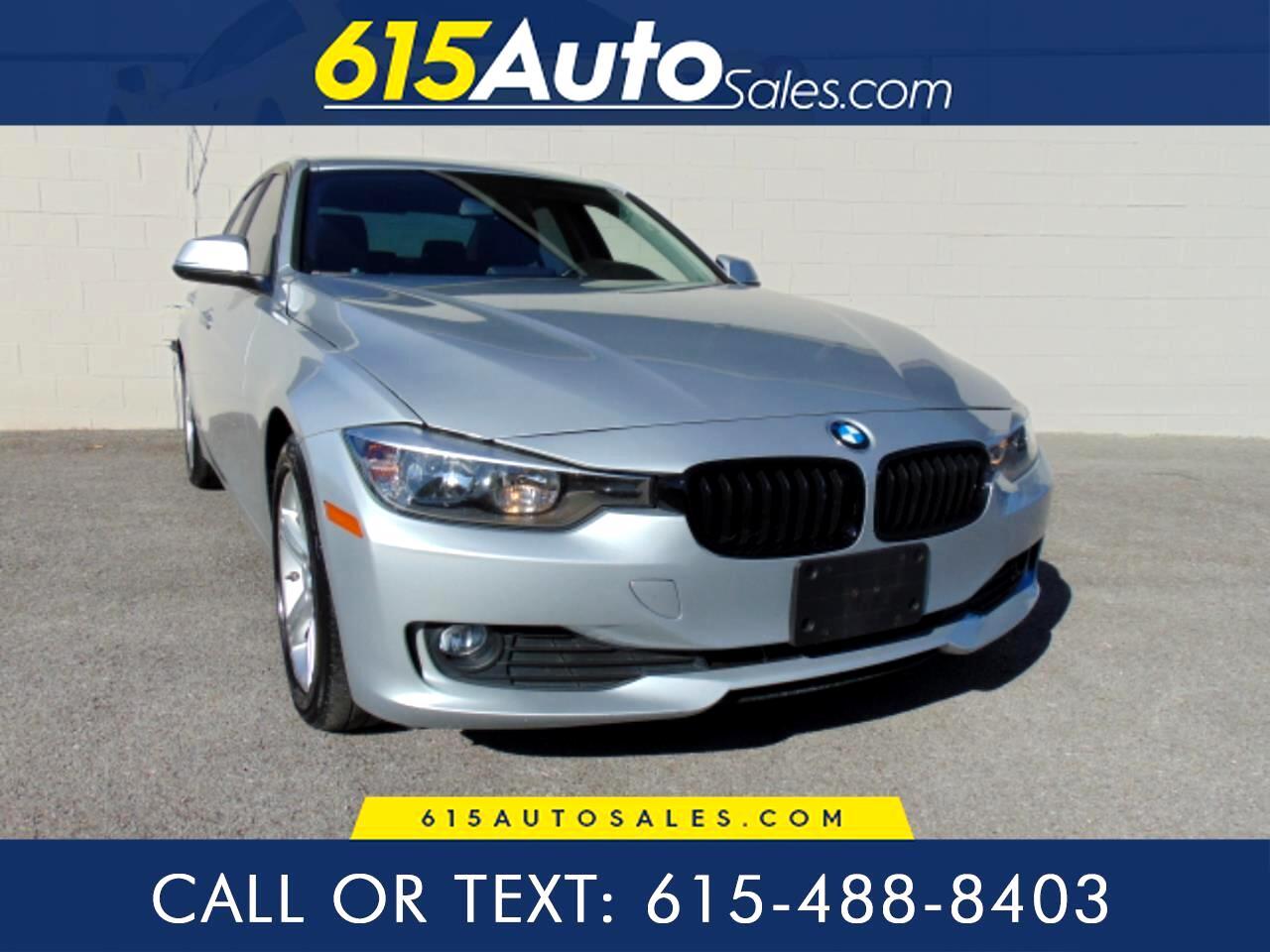 2014 BMW 3-Series I