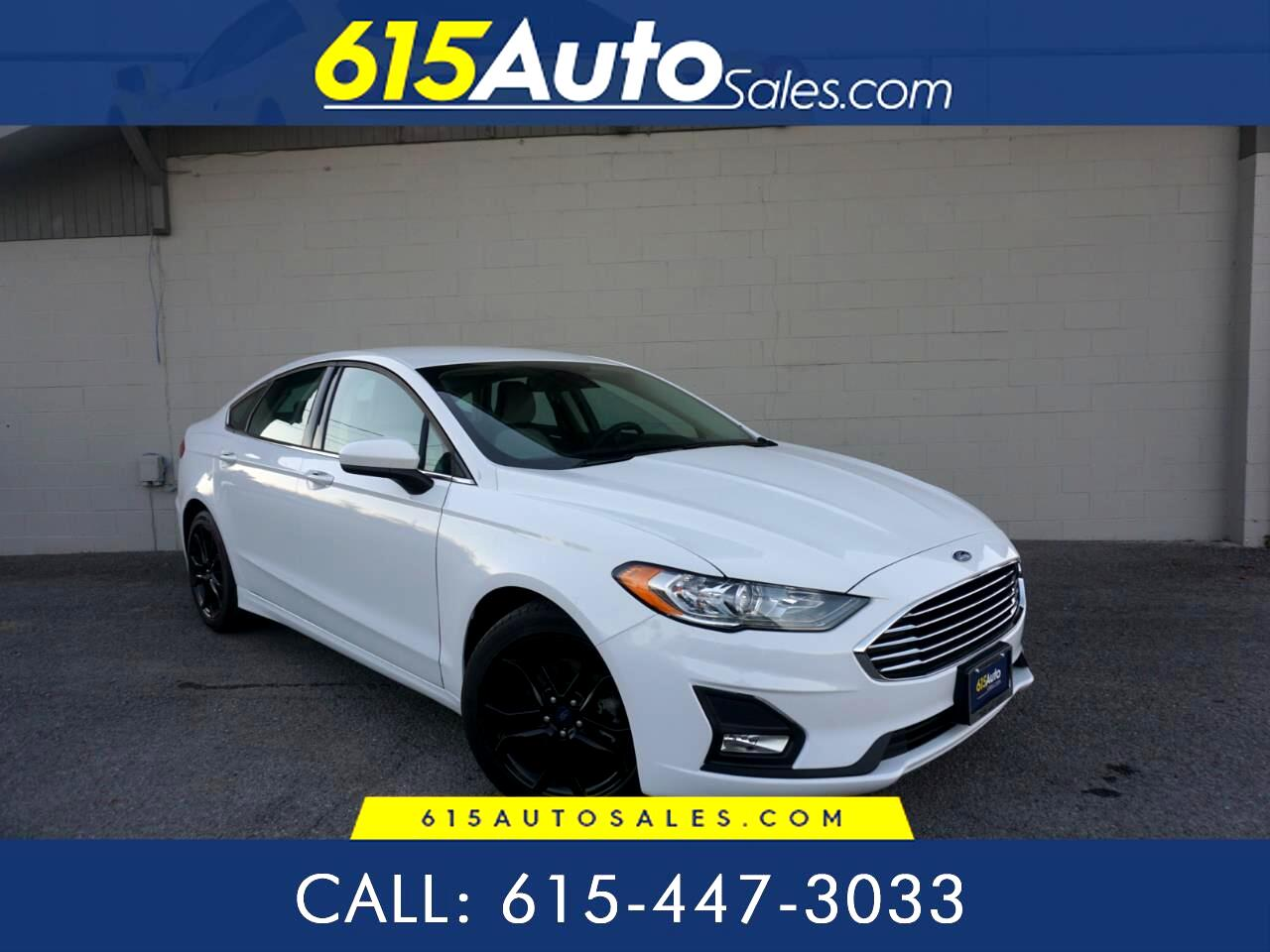 Ford Fusion  2019