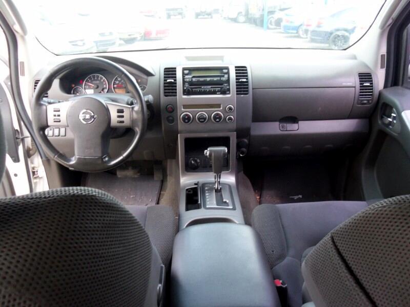 2006 Nissan Pathfinder LE 4WD