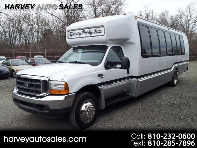 Ford F-550 Regular Cab 2WD DRW 2001