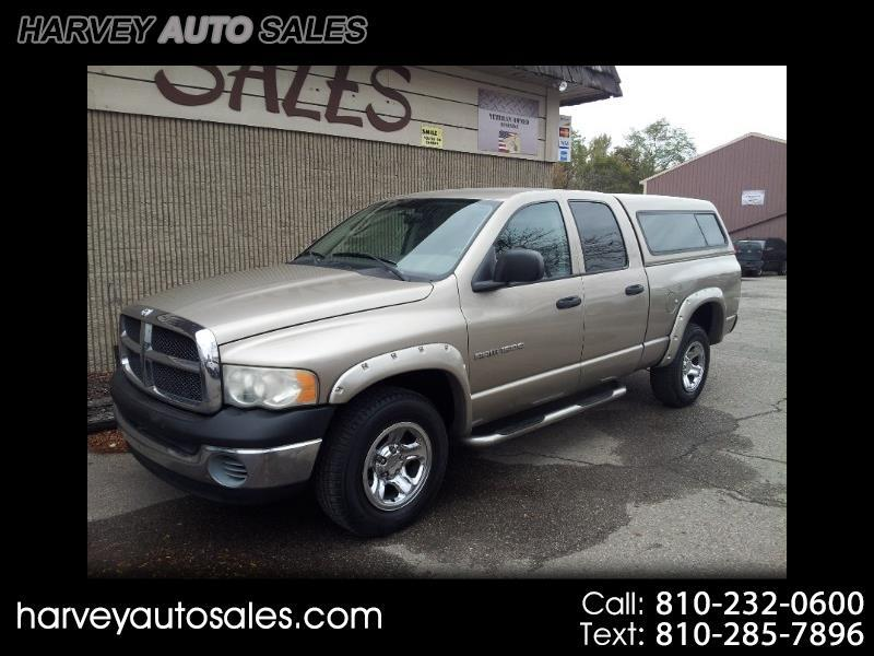 2003 Dodge Ram 1500 ST Quad Cab Short Bed 4WD