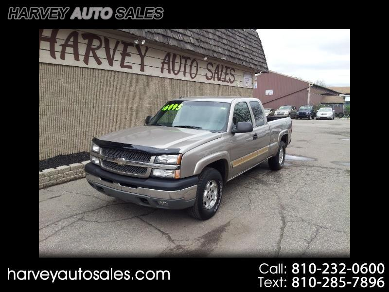 2003 Chevrolet Silverado 1500 LT Ext. Cab Long Bed 4WD