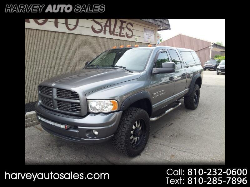 2005 Dodge Ram 2500 ST Quad Cab Short Bed 4WD