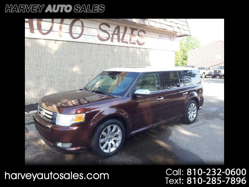 Used Tires Flint Mi >> Used 2009 Ford Flex Limited Awd For Sale In Flint Mi 48503