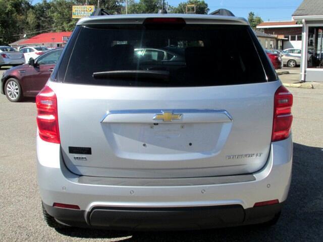 2016 Chevrolet Equinox LT AWD