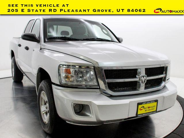 2008 Dodge Dakota SLT Crew Cab  4WD