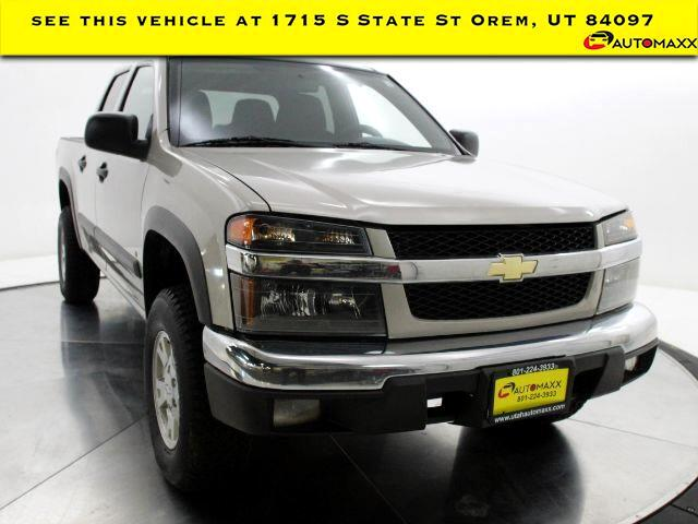 2008 Chevrolet Colorado LT2 Crew Cab 4WD