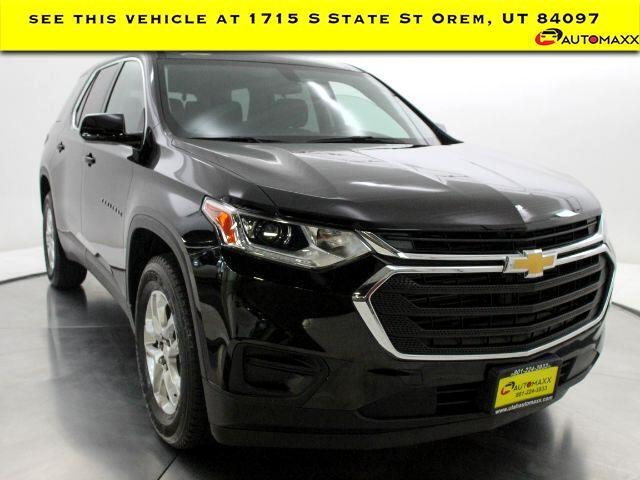 2019 Chevrolet Traverse LS FWD