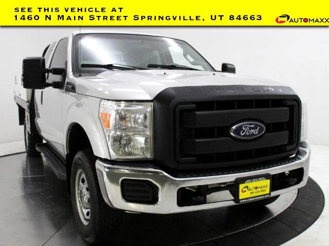 2015 Ford F-250 SD Lariat SuperCab 4WD