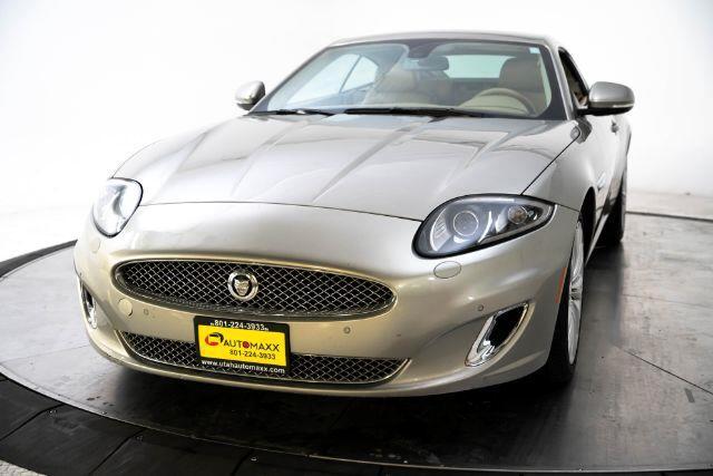 Jaguar XK-Series  2012