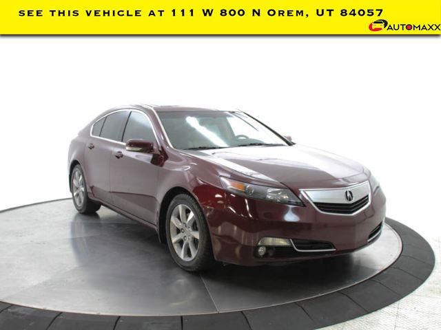 2012 Acura TL 6 Speed