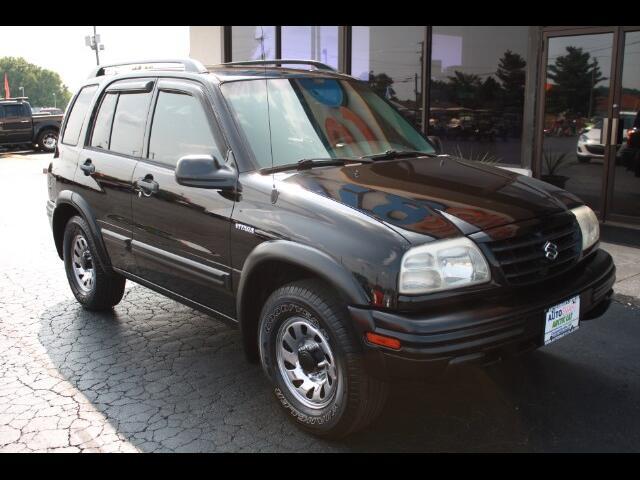 2004 Suzuki Vitara LX 4WD