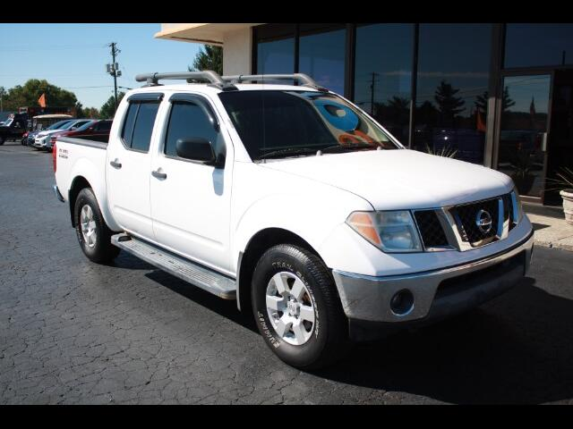 2005 Nissan Frontier SE Crew Cab 4WD