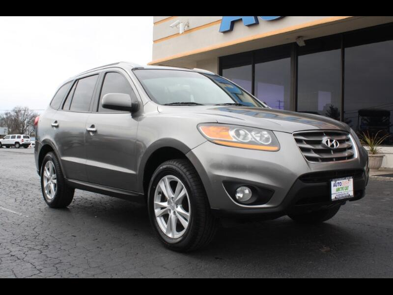 2011 Hyundai Santa Fe Limited 2.4 FWD