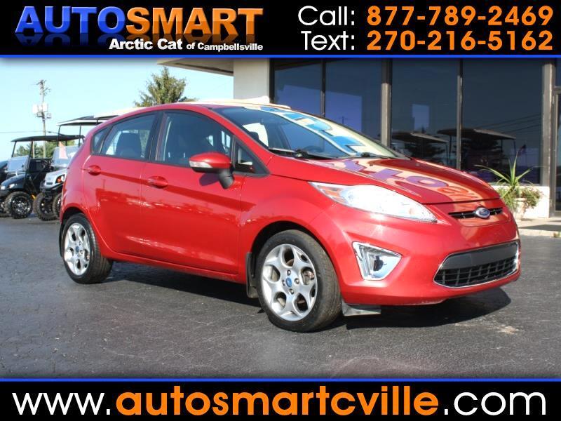 Ford Fiesta SES Hatchback 2011