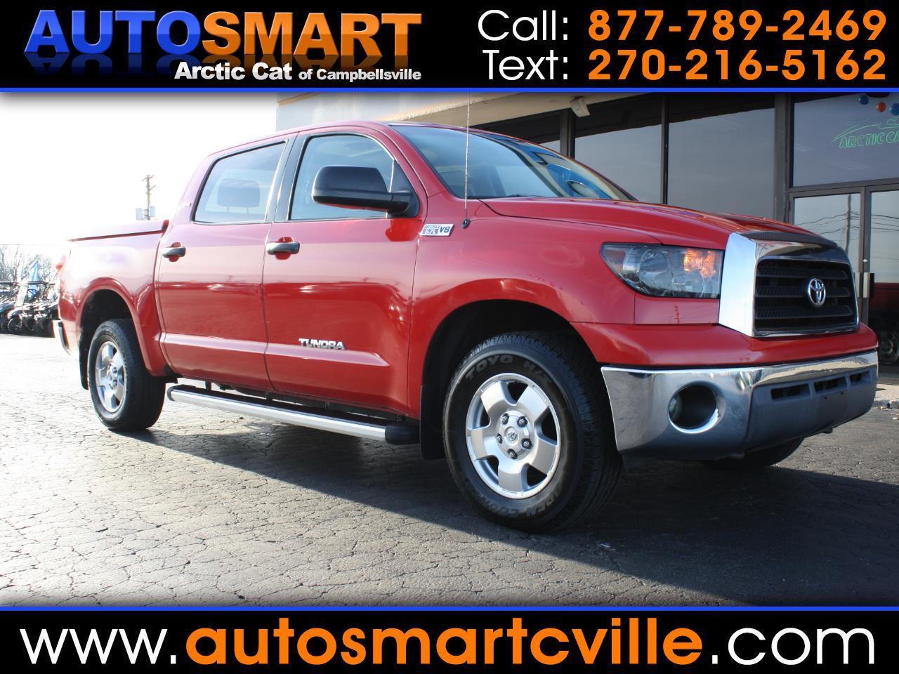 Toyota Tundra SR5 CrewMax 5.7L 4WD 2008