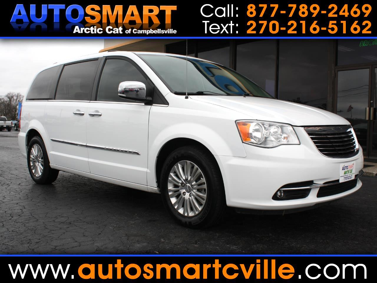 Chrysler Town & Country Limited 2016