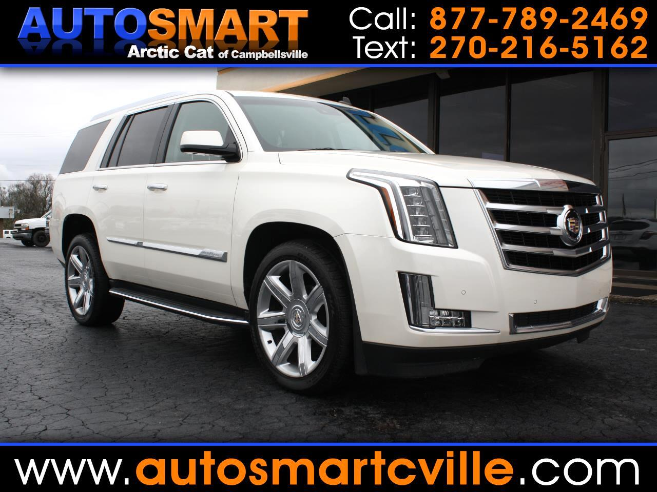 Cadillac Escalade Luxury 2WD 2015