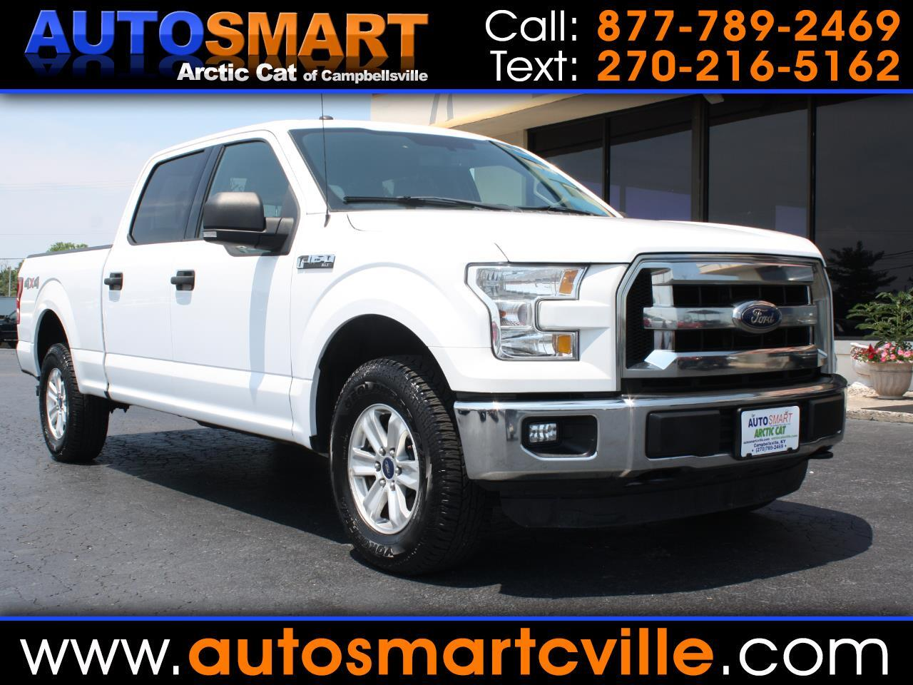 Ford F-150 XLT Long Box 4WD 2016