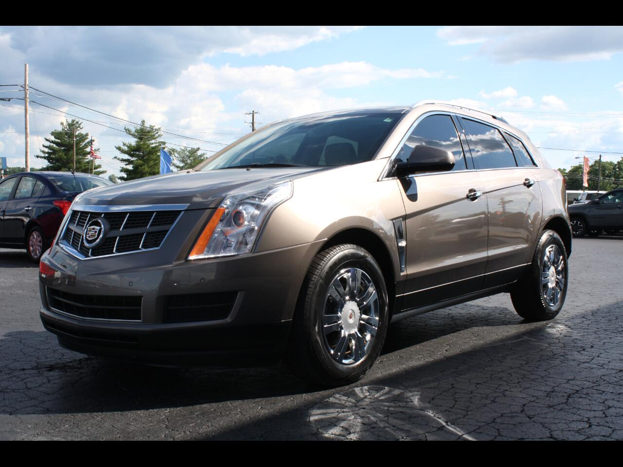 Cadillac SRX Luxury AWD 2012