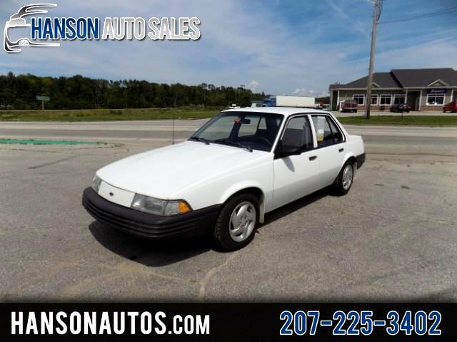 1993 Chevrolet Cavalier VL Sedan
