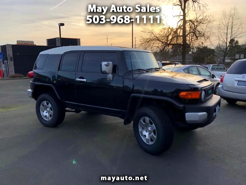 2008 Toyota FJ Cruiser  for sale VIN: JTEBU11F180106079